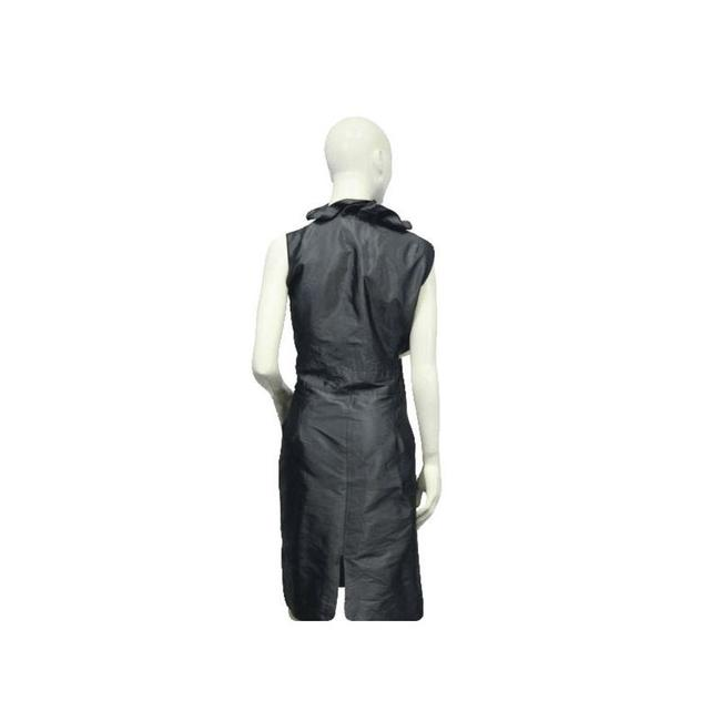 Gray Maxi Dress by Alfred Sung
