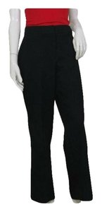 Alia Wide Leg Pants Black