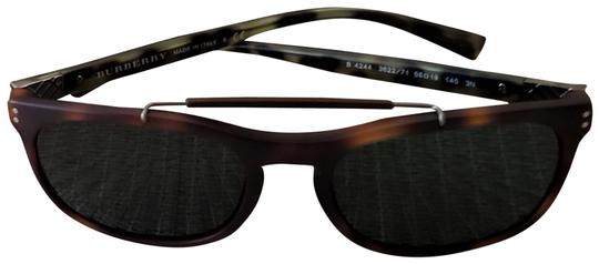 Preload https://img-static.tradesy.com/item/24499337/burberry-prorsum-matte-havanagreen-men-s-sunglasses-0-3-540-540.jpg