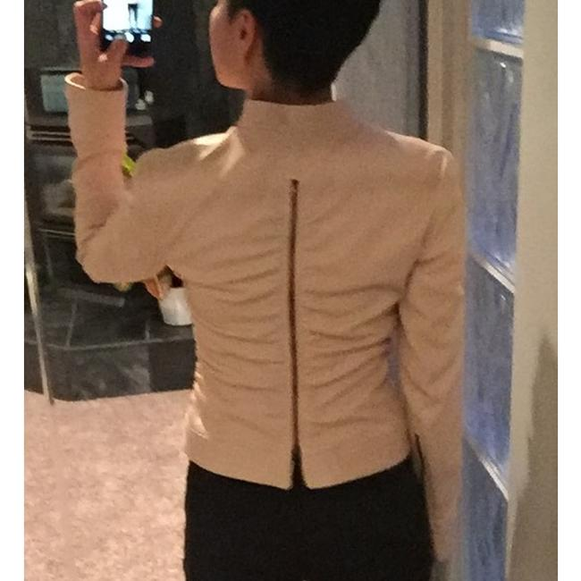 Tom Ford Nappa Pink Leather Jacket
