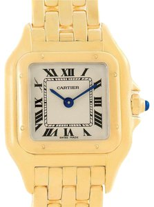 Cartier Cartier Panthere Yellow Gold Small Quartz Ladies Watch W25022B9