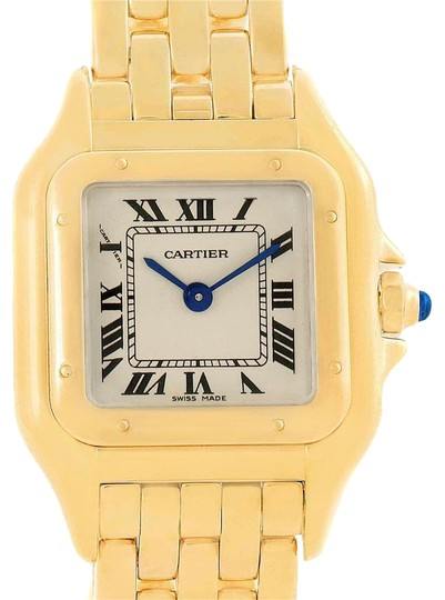 Preload https://img-static.tradesy.com/item/24499415/cartier-silver-panthere-yellow-gold-small-quartz-ladies-w25022b9-watch-0-1-540-540.jpg