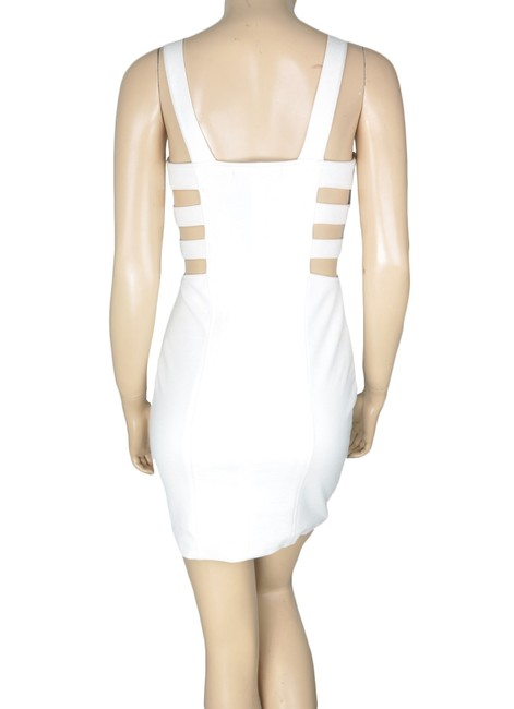 Ark & Co. Strappy Zipper Boycon Dress