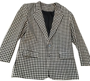 Michele black & White Blazer