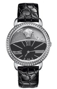 Versace New Versace Krios 93Q99BD008 S009 Floating Spheres Steel 38MM Quartz