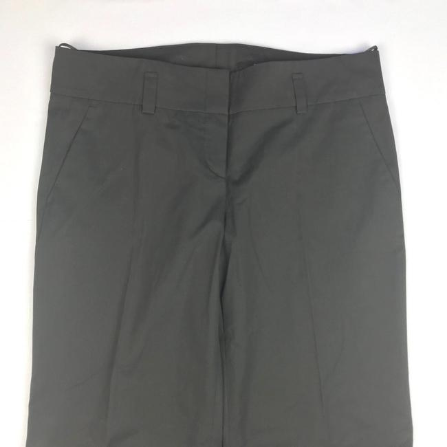 Hugo Boss Wide Leg Pants Brown