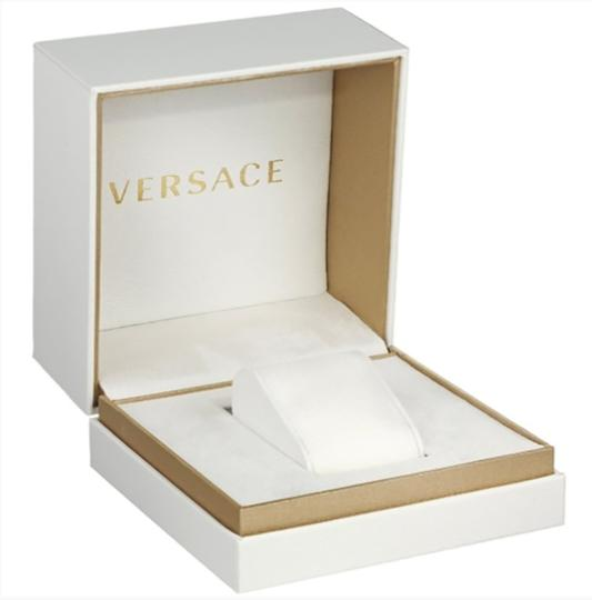 Versace New Versace Krios 93Q80BD008 S800 Floating Spheres Gold Tone 38MM