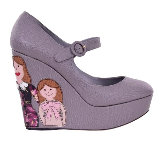 Preload https://img-static.tradesy.com/item/24499681/dolce-and-gabbana-dolce-and-gabbana-dg-family-embroidered-wedges-gray-pumps-size-us-9-regular-m-b-0-0-540-540.jpg