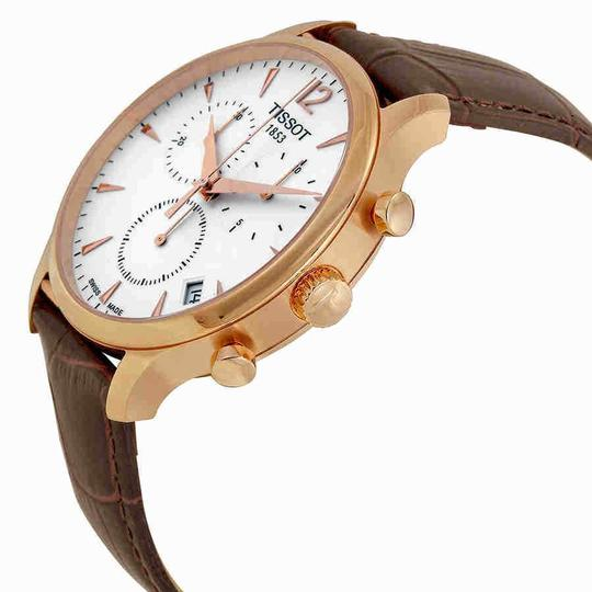 Gucci Tradition Classic Chronograph Rose Gold-plated Men's Watch