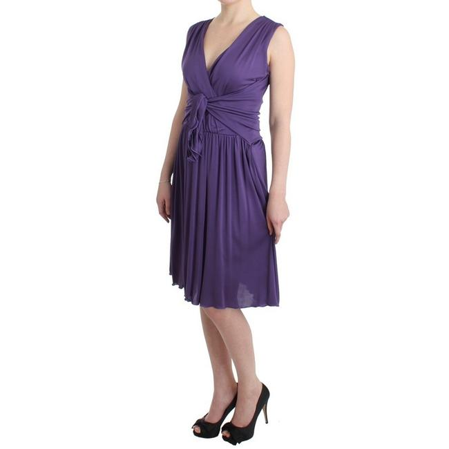 John Galliano D11569-1 Women's Sheath Dress