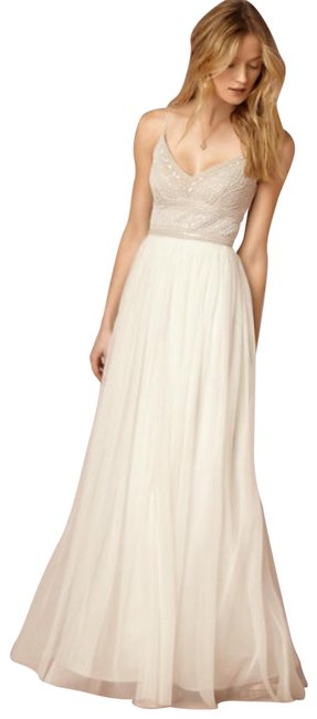 Preload https://img-static.tradesy.com/item/24499754/bhldn-ivory-naya-long-formal-dress-size-2-xs-0-1-650-650.jpg