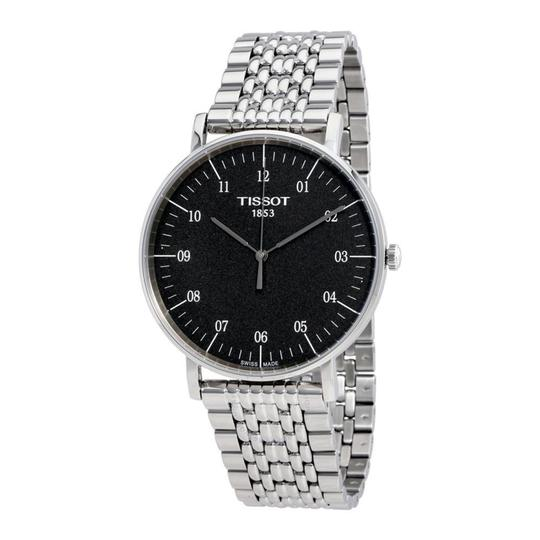 Preload https://img-static.tradesy.com/item/24499765/tissot-silver-black-everytime-men-s-watch-0-0-540-540.jpg