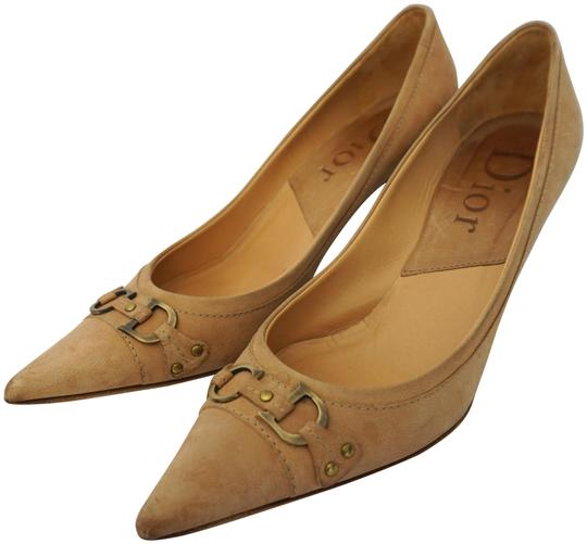 Preload https://img-static.tradesy.com/item/24499778/dior-beige-claire-chevre-leather-pointed-toe-classic-pumps-size-eu-38-approx-us-8-regular-m-b-0-1-540-540.jpg