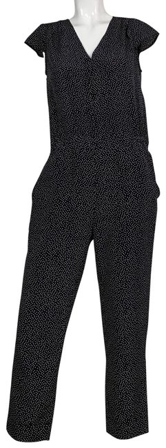 Preload https://img-static.tradesy.com/item/24499785/jcrew-black-silk-white-polka-dots-women-size-2-romperjumpsuit-0-1-650-650.jpg