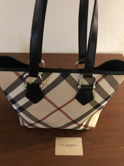 Preload https://img-static.tradesy.com/item/24499805/burberry-plaid-pattern-tote-hand-beige-fs-9802ern-being-leather-sho-nova-check-shoulder-bag-0-0-540-540.jpg