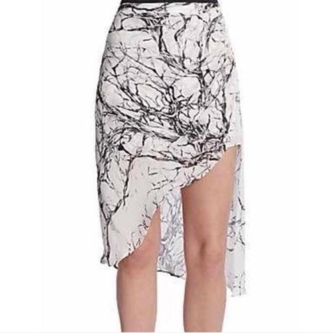 Haute Hippie Skirt black & white