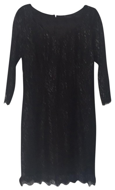 Preload https://img-static.tradesy.com/item/24499809/velvet-by-graham-and-spencer-black-109220-mid-length-cocktail-dress-size-14-l-0-1-650-650.jpg