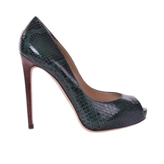 Preload https://img-static.tradesy.com/item/24499818/dolce-and-gabbana-dolce-and-gabbana-snakeskin-plateau-peep-toes-green-pumps-size-us-9-regular-m-b-0-0-540-540.jpg