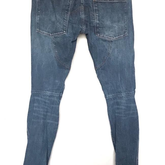 G-Star RAW Skinny Jeans-Distressed