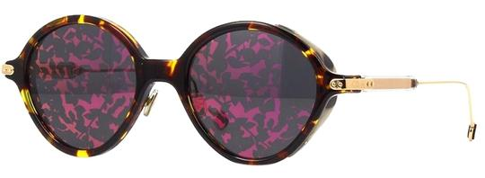 Preload https://img-static.tradesy.com/item/24499868/dior-umbrage-rose-gold-havana-brown-frame-and-grey-pink-leaf-mirrored-lens-0x3-tn-round-style-women-0-1-540-540.jpg