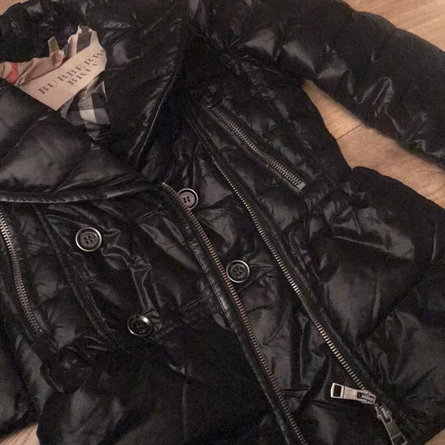 Burberry Brit Puffer Xs Down Xs Coat