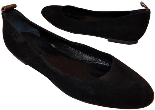 Preload https://img-static.tradesy.com/item/24499975/louis-vuitton-black-uniformes-suede-leather-logo-ballet-flats-size-eu-39-approx-us-9-regular-m-b-0-2-540-540.jpg