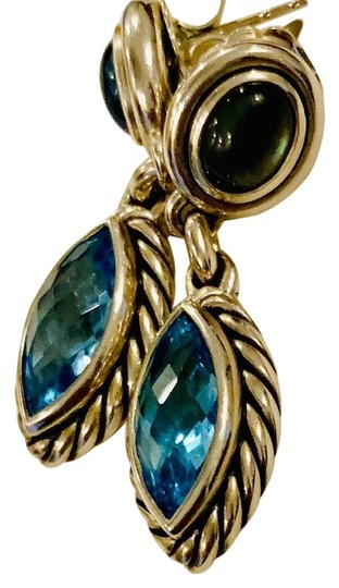 Preload https://img-static.tradesy.com/item/24500022/david-yurman-blue-confetti-double-drop-with-topaz-and-mother-of-pearl-earrings-0-1-540-540.jpg