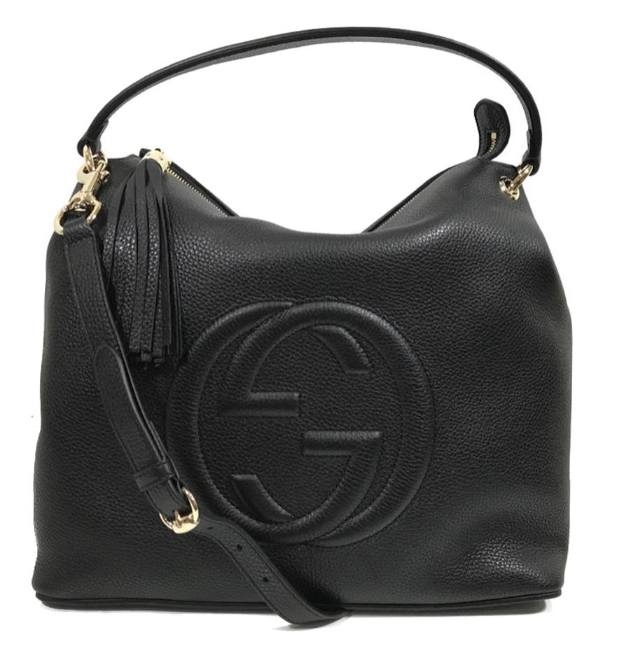 db56f1af881 Gucci Shoulder Handbag Soho Handbag Soho Tote Hobo Bag Image 0 ...