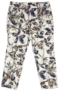 J.Crew Capri/Cropped Pants Multi-color