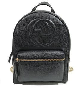 352f9985c34 Black Gucci Backpacks - Up to 90% off at Tradesy