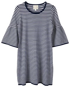 10ffcc2f09 Sail to Sable short dress Navy Blue