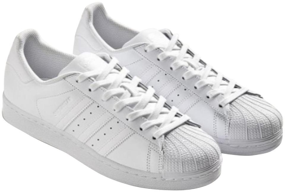 adidas White W Superstar Complete New Sneakers Size US 7.5 Regular (M, B) 36% off retail