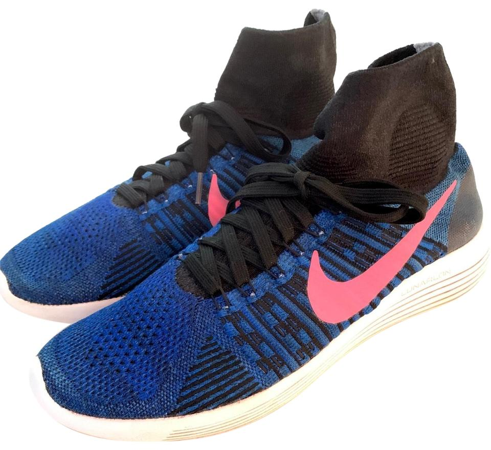 best service 5a7de 17d9e Nike Men's Lunar Epic Flyknit Running Sneakers Size US 8.5 Regular (M, B)