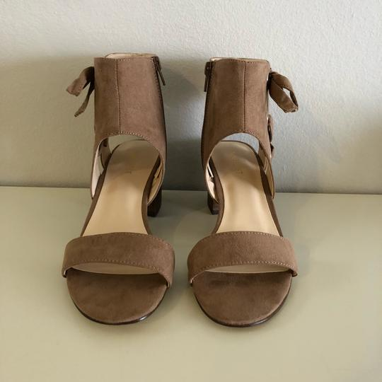 Nine West Taupe Sandals Image 1
