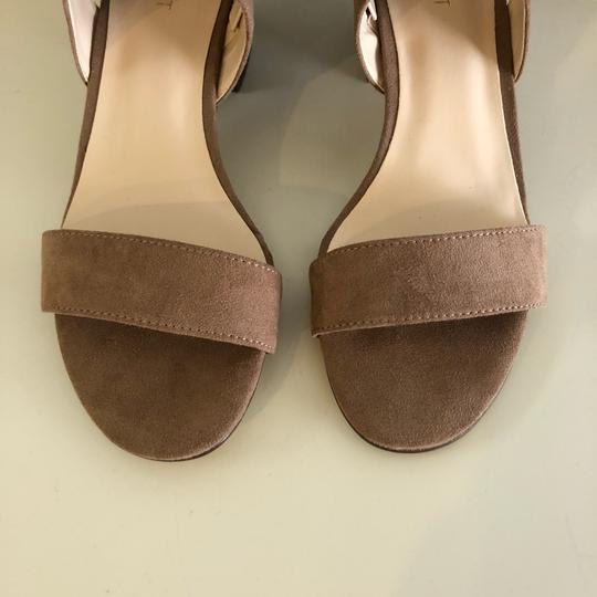 Nine West Taupe Sandals Image 2