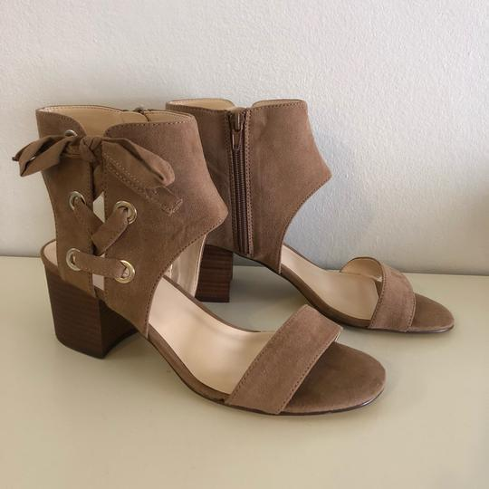 Nine West Taupe Sandals Image 3