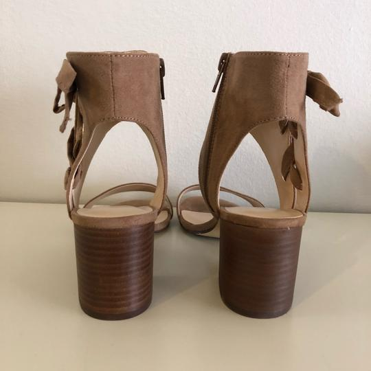 Nine West Taupe Sandals Image 4