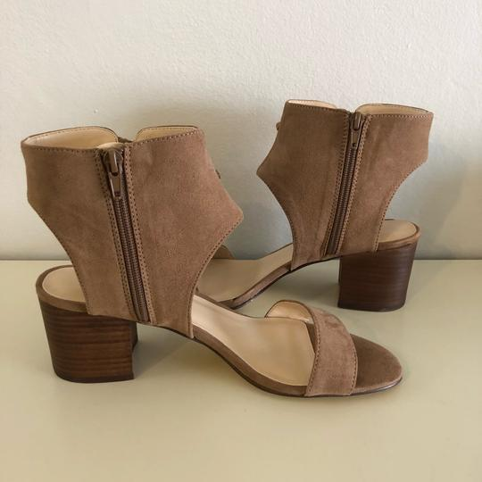 Nine West Taupe Sandals Image 6