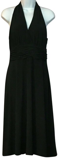Preload https://img-static.tradesy.com/item/24501262/evan-picone-black-stretchy-poly-short-night-out-dress-size-8-m-0-2-650-650.jpg