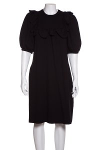Simone Rocha short dress Black on Tradesy