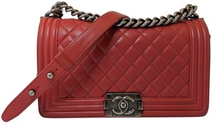 Chanel Rhw Le Boy #tradesytreasures A67086 Shoulder Bag