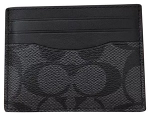 Coach coach men's Wallet With Tissue and Gift Box