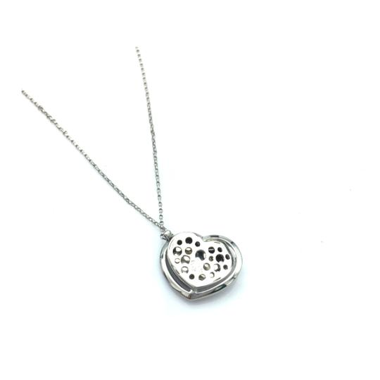 other diamond heart necklace Image 2