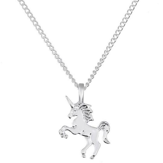 Just Gorgeous Studio Unicorn Pendant On Chain Image 2