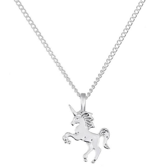 Just Gorgeous Studio Unicorn Pendant On Chain Image 4