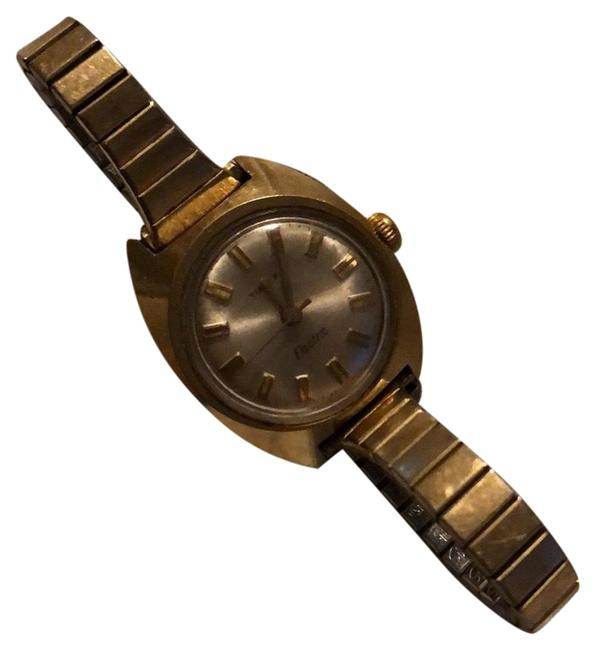 Item - Silver and Gold Water Resistant Watch