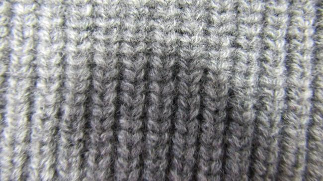 Akris Cashmere Sweater Ribbed Knit Cardigan Image 6