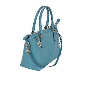 9b76c4bbfdf4 Added to Shopping Bag. Gucci Crossbody Leather Satchel in Blue. Gucci  Women s Convertible Deep Cobalt Zip ...