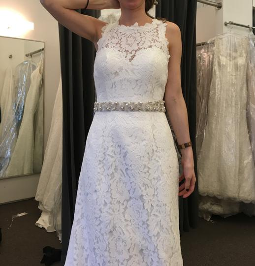 Preload https://img-static.tradesy.com/item/24502527/white-lace-by-feminine-wedding-dress-size-8-m-0-0-540-540.jpg