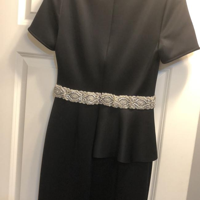 Black Halo Dress Image 4